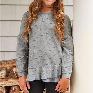 best service ddcaa 60e0e Matilda Jane Shirts & Tops | Big Dreams Sweatshirt Nwt Size ...